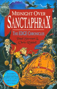 Midnight over Sanctaphrax (The EDGE Chronicles)