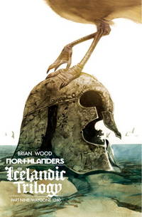 Northlanders Book Seven The Icelandic Trilogy